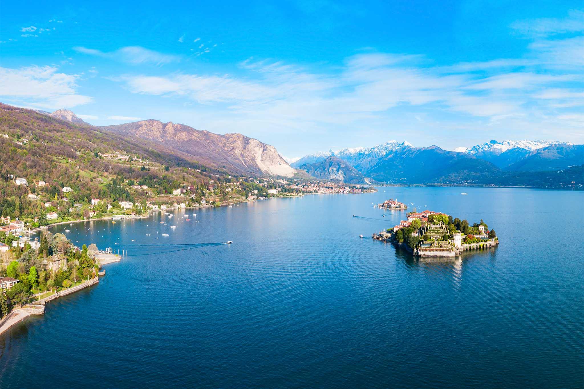 Case e Ville vendita sul Lago Maggiore | Sotheby's Realty